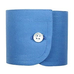 Button Cuff Rounded Corners